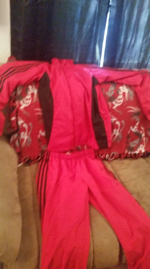 Vintage Adidas Tracksuit - Great for Hospital Visits & Medical Testing