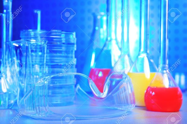 10133057-Medical-science-equipment-Research-laboratory-science-testing-Stock-Photo
